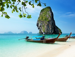 [Krabi Package] 7 Days in Chinese New Year to Krabi from Shanghai