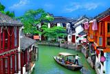 Zhujiajiao Watertown & Shanghai Essence (VIP Small Group, no-shopping)